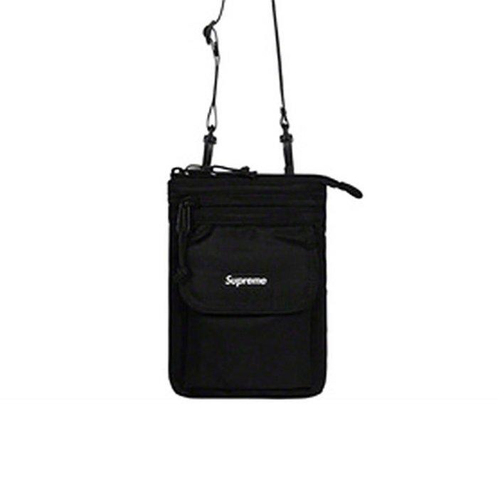 現貨【保證正品】2019SS Supreme Shoulder Bag 小包 腰包 肩包 斜背 側背