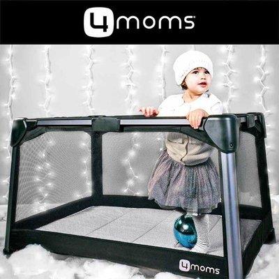 媽媽寶寶 租 美國 4Moms breeze 微風育兒遊戲床 / 折疊床/ 嬰兒床