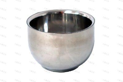 一鑫餐具【304不鏽鋼 /理想杯/100CC】隔熱杯露營杯咖啡杯茶杯小鋼杯醬料杯學生杯漱口杯白鐵水杯量杯