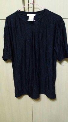 NIKE  黑T  size  L肩,18胸20長26袖9.5(上花291)
