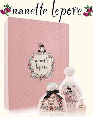 NANETTE LEPORE 公主娜娜【甜美童話般的沐浴故事禮盒 Enchanting Bath Story】女香+泡泡浴+精巧香精
