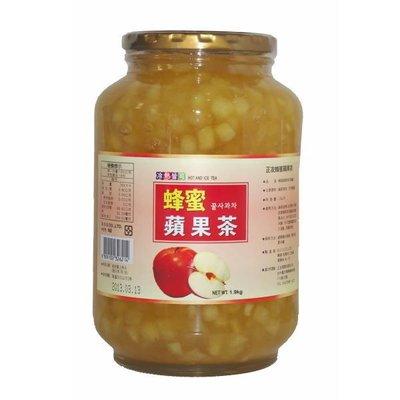 高麗購◎營業用正友蜂蜜蘋果茶特大1.9公斤裝1瓶