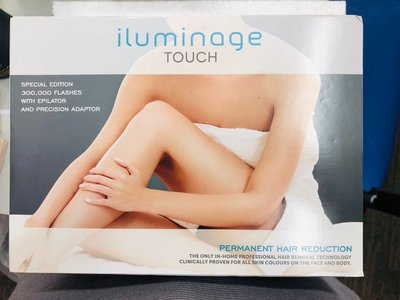 Illuminate TOUCH permanent hair reduction 專業家用脫毛器