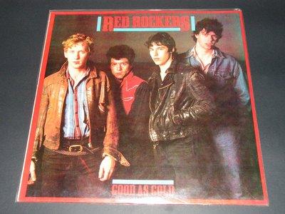 〈黑膠唱片〉全新未拆封 red rockers GOOD AS GOLD 直接買 / #7