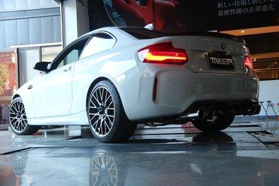 Tneer Exhaust for BMW F20 F22 F30 F32 F34 F36 F80 F82 F87 M3