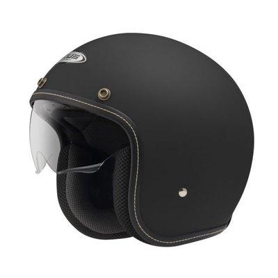 ZEUS 瑞獅安全帽,ZS-388,zs388,素色/消光黑