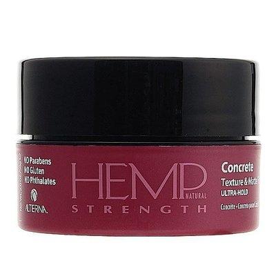 【美妝行】Alterna HEMP Organics Hair Concrete  強力塑型土 大麻 凝土 50g 缺