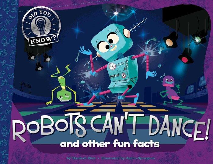 *小貝比的家*ROBOT CANT DANCE/DID YOU KNOW/平裝/7~12歲