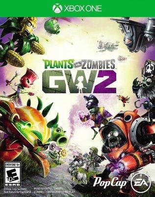 植物大戰殭屍:花園戰爭 2(X1 美版代購)