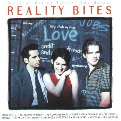Reality Bites 四個畢業生電影原聲帶 美國版