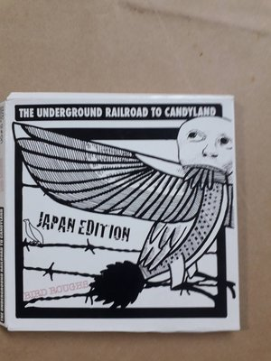 The Underground Railroad To Candyland-Bird Roughs(日本版,CD+DVD