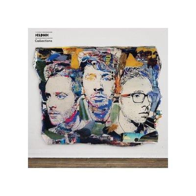 現貨 專輯 全新未拆 Delphic 曖昧樂團 Collections 五花八門 進口 CD 英國曼徹斯特 搖滾新銳樂隊