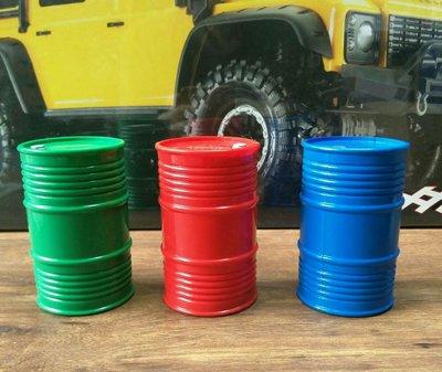 攀岩車 汽油桶 油箱 SCX10 JEEP 牧馬人 D90 TF2 CC01 CMX  TRX-4   3色 可選