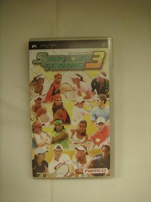 PSP 網球高手 3 日文版 Smash Court Tennis