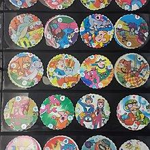【五六年級童樂會】 早期絕版懷舊童玩尪仔標  湯姆貓與傑利 頑皮豹 救難小英雄29