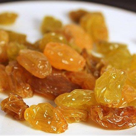 黃金葡萄乾 葡萄乾 白葡萄乾 果乾 蜜餞 水果果乾 天然水果製成600克 現貨【全健健康生活館】