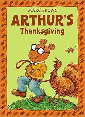 *小貝比的家* ARTHUR'S THANKSGIVING/平裝/78折/10/31-11/30止