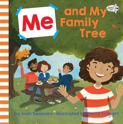 *小貝比的家*ME AND MY FAMILY TREE/平裝溫馨情誼/3~6歲/家庭教育