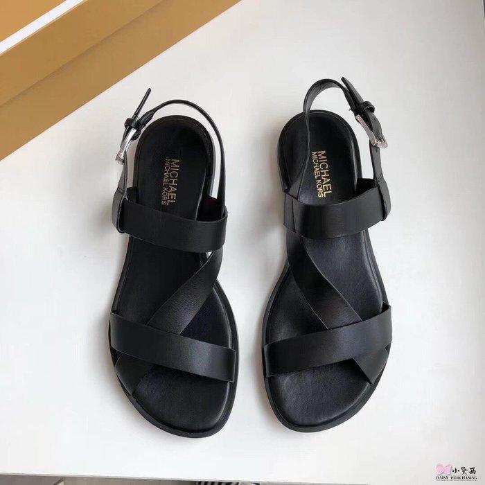 【小黛西歐美代購】MICHAEL KORS MK 2019款 涼鞋 休閒鞋款2  時尚奢華 美國代購
