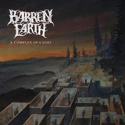 Barren Earth 荒蕪地球 / 地球牢籠 (2LP黑膠唱片) 進口正版全新108/12/10發行