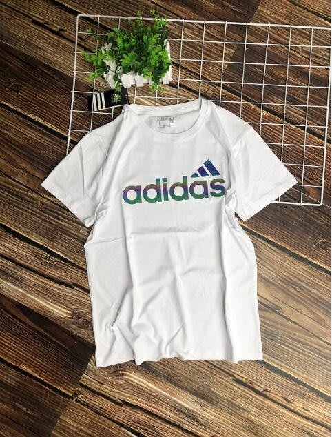 《X-MAN》70872  Adidas阿迪達斯 三葉草 19夏季新款男士T恤  男士休閒T恤 男士短袖上衣
