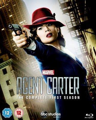 毛毛小舖--藍光BD 卡特探員 第一季 Marvel's Agent Carter: Season 1