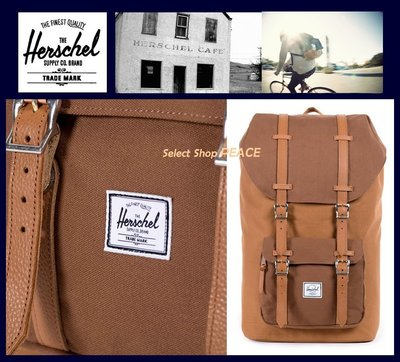 Herschel Supply Co.加拿大【現貨↘打7折】後背包Little America Select