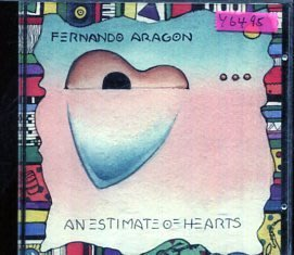 *還有唱片行* FERNANDO ARAGON / AN ESTIMATE OF HEARTS 二手 Y6495