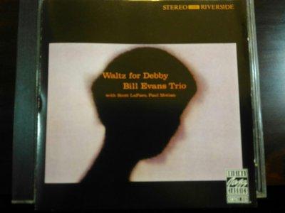 Bill Evans Trio ~ Waltz For Debby等三張專輯。
