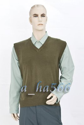 陸軍-空軍*軍綠*藍色 針織背心俗稱羊毛背心 禦寒保暖-外島必備-送人自用 溫暖貼心