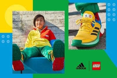 ADIDAS X LEGO SPORT FY8440 樂高 聯名 大童 小童鞋
