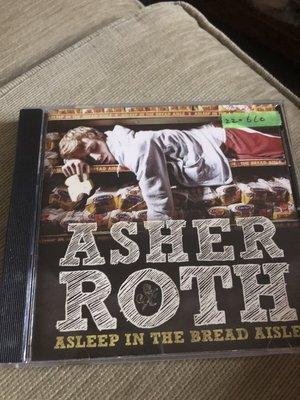 *還有唱片三館* ASHER ROTH / ASLEEP IN THE BREAD A 二手 ZZ0610 (封面底破)