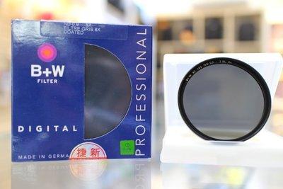 【日產旗艦】全新 B+W 62mm ND8 F-Pro ND103 0.9E 減三格 減光鏡 減光鏡片 捷新公司貨