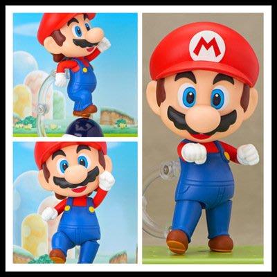 惠美玩品 超級瑪莉 GSC 473 公仔 1506 瑪莉歐