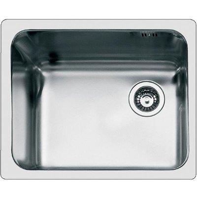 義大利FOSTER 1116 06原裝進口不銹鋼平接單槽水槽