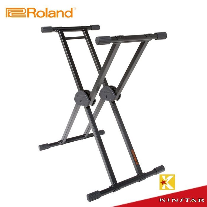 【金聲樂器】ROLAND KS-20X 琴架 Keyboard Stand鍵盤架 X型 雙管