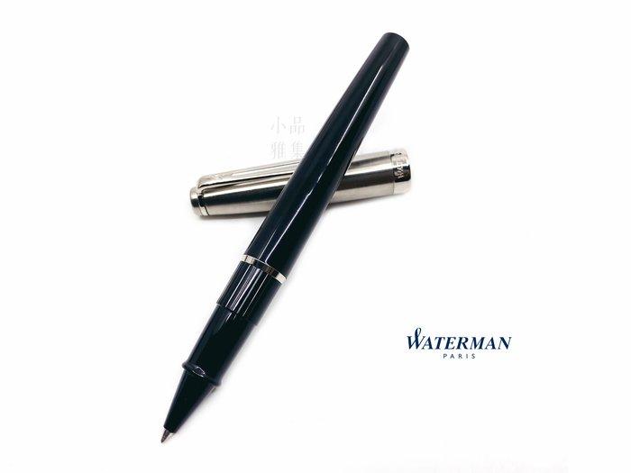 =小品雅集=法國 Waterman Emblème 巴黎魅影系列 鋼珠筆(黑色)