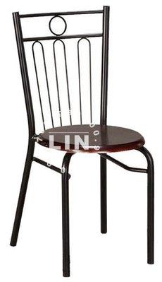 【品特優家具倉儲】024-1餐椅香檳餐椅