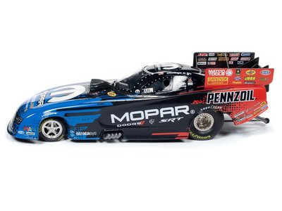 24-438  Autoworld- 2019 MOPAR NHRA Dodge Charger Funny Car Matt Hagan