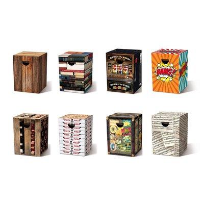 REMEMBER Cardboard stool 椅假亂真-環保紙凳 (8款)