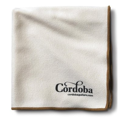 【旅行吉他專賣店】Cordoba 頂級絨布擦琴布 保養布 亮光布 CPC-05253 高雄市