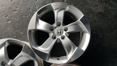 17吋HONDA HR-V原廠鋁圈~新車拆~CRV.CIVIC.K10.K11.K12.ACCORD~ 高雄市