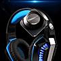館長 專業電競耳機 智能LED 立體環繞音效 抗噪音消噪麥克風 手游電玩 耳罩式耳機 競技耳機 有線耳機 電競耳機 耳罩