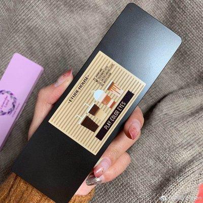 aqin moment韓國美妝【單件免運】ETUDE HOUSE薰衣草紫羅蘭/咖啡眼影紅酒10十色眼影盤