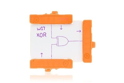 美國 littleBits 零件 (wire):  XOR (8折出清)