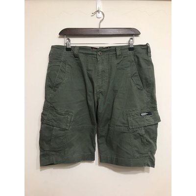 Superdry Naval Grey Core Cargo Shorts M7110015A 工作短褲