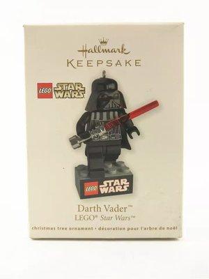 Hallmark Keepsake LEGO STAR WARS黑武士擺件掛飾