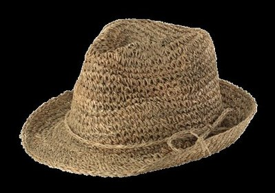 New York Hat #RS7016 CROCHET FEDORA/Made in USA 預購款