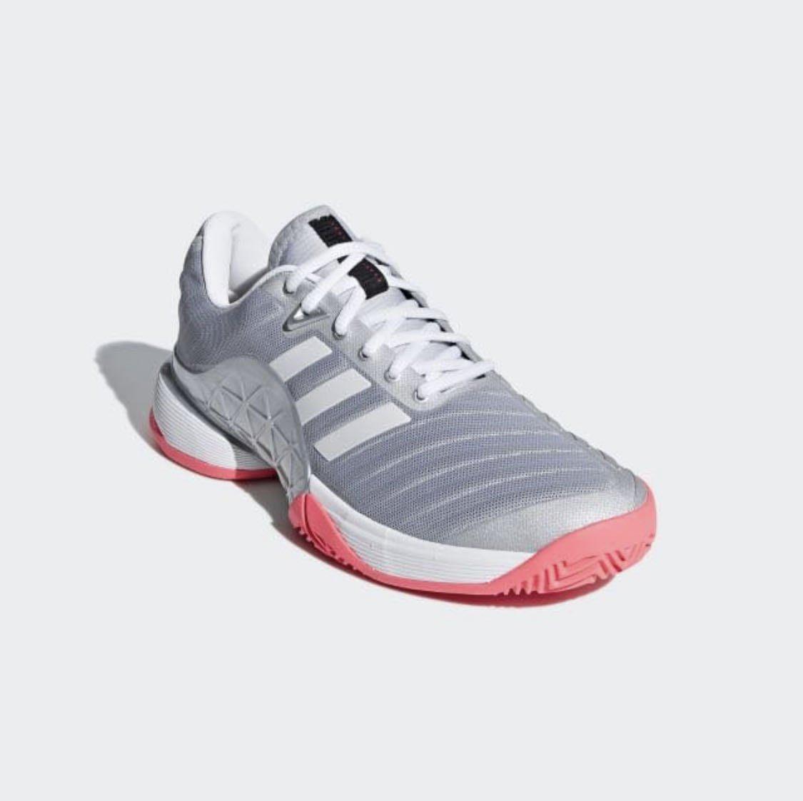 5折出清優惠 Adidas Barricade 女子 專業 高階網球鞋 選手款 澳網 美網