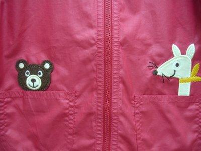 hallmark風衣(小動物造型口袋)童裝.外套
